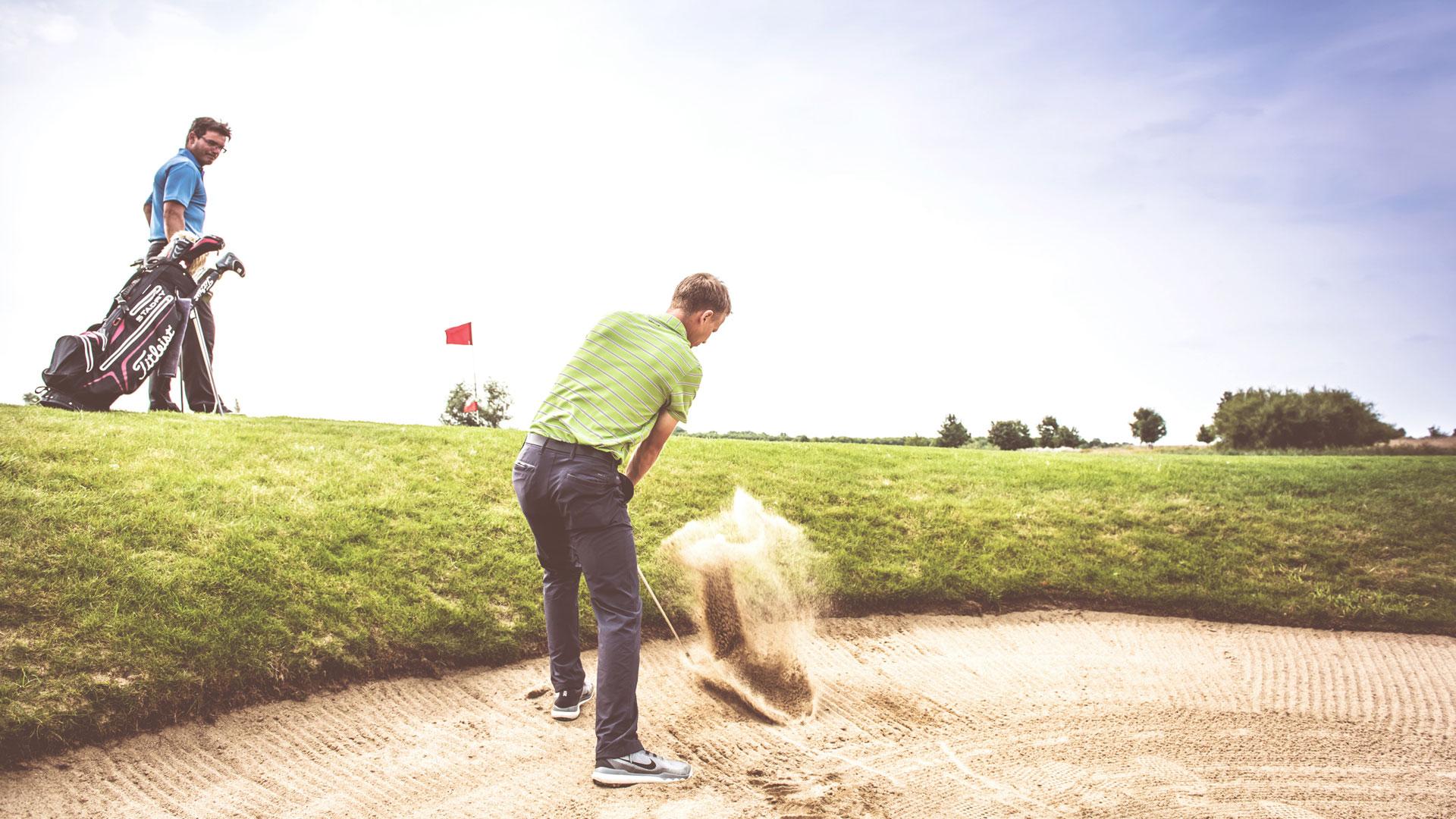 Golf spielen - Hotel & Sportresort Fleesensee