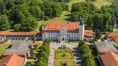 Schlosshotel Land Fleesensee in Göhren-Lebbin