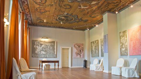 Barocksaal Gutshaus Ludorf